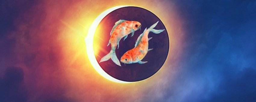 New moon solar eclipse wave of new energy