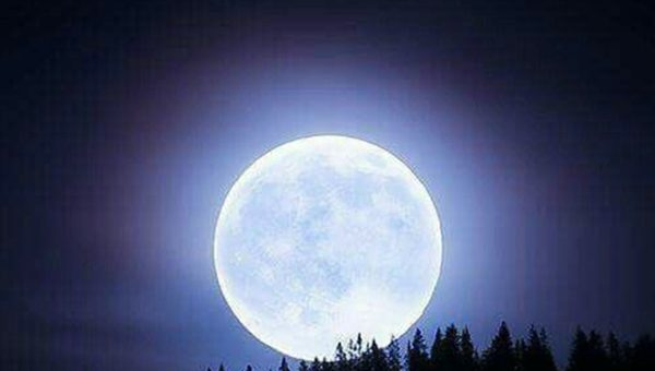 Blue Moon – abundance of energy helps create balance